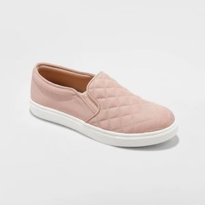 Women's Reese Quilted Sneakers - Blush